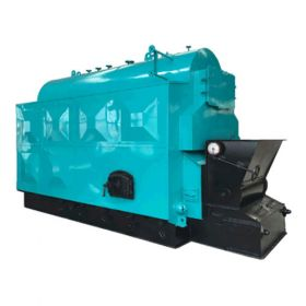 DZH Series Coal Fired Boiler