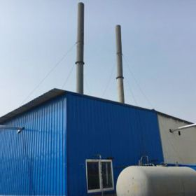 2 sets Kingthai gas fired steam boiler in Pakistan