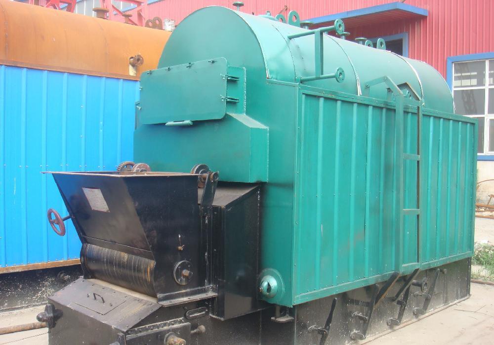 Kingthai DZL Series Coal Fired wood industrial  Boiler in Nepal